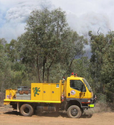 Medium attack unit - Mount Forbes Rural Fire Brigade