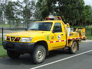 Light attack unit - Mount Forbes Rural Fire Brigade