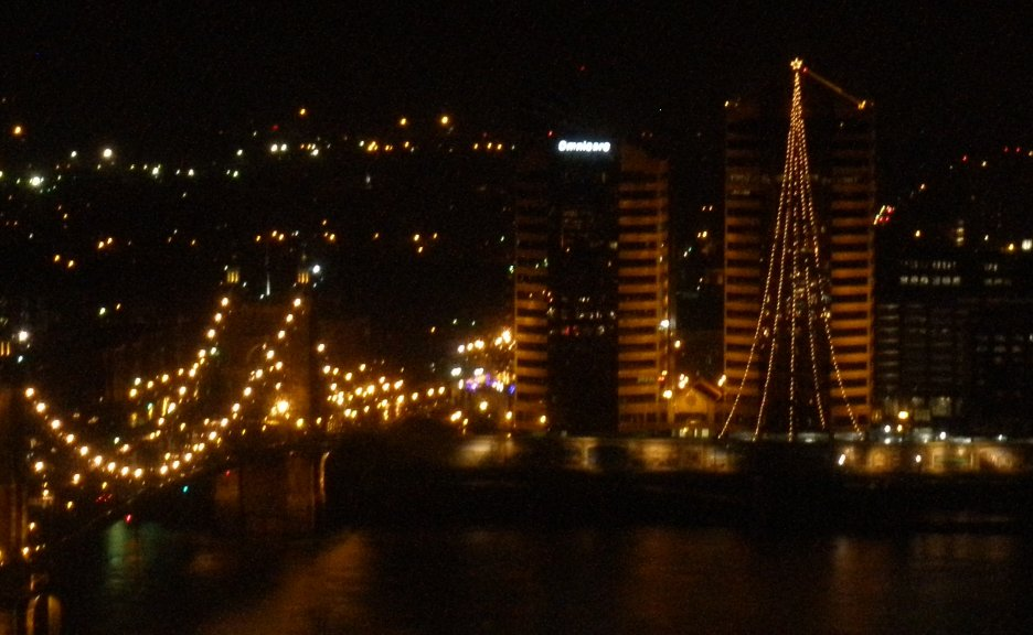 Christmas by the Ohio River