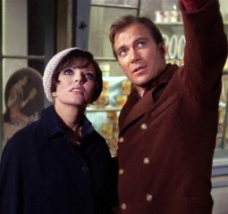 Jim Kirk and Edith Keeler - I still cry when I watch the episode.