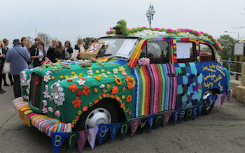 How many hours did it take to knit this?