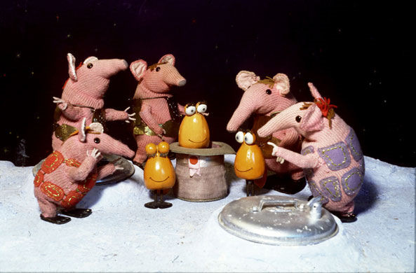 The Clangers was just the best TV ever made. Ever!!!!!!