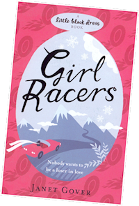 Girl Racers published by Little Black Dress