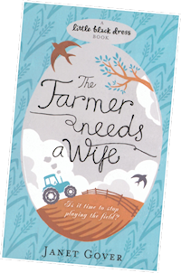 The Farmer Needs a Wife published by Little Black Dress