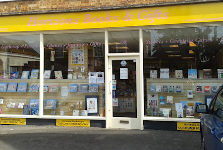 It was so nice to find a lovely indy bookshop in the shopping street.