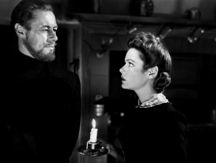The Ghost and Mrs Muir – There was a TV show adapted from this film. But good as that was, nothing matched the amazing chemistry between Gene Tierney and Rex Harrison.