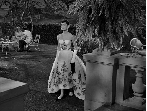 Sabrina – who could forget Audrey Hepburn in that gorgeous Givenchy gown.