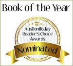 AusRomToday Reader's Choice Awards - Book of the Year Nominee