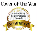 AusRomToday Reader's Choice Awards - Cover of the Year Nominee