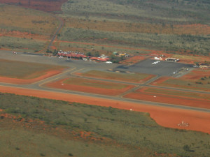 Ayers Rock Airport  courtesy wikipedia