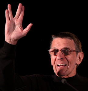 Leonard Nimoy gave life to one of my favourite characters of all time.