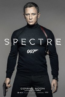 Can't wait for the new Bond film!