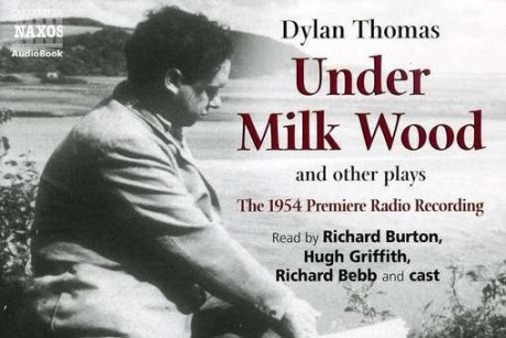 Dylan Thomas' words and Richard Burton's voice - sublime!