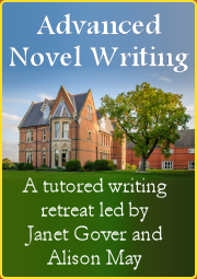 Advanced Novel Writing - A tutored writing retreat led by Janet Gover and Alison May