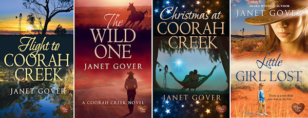 Four Coorah Creek stories - and maybe another on the way? Stay tuned.