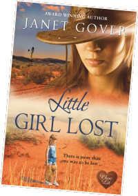 Little Girl Lost published by Choc Lit