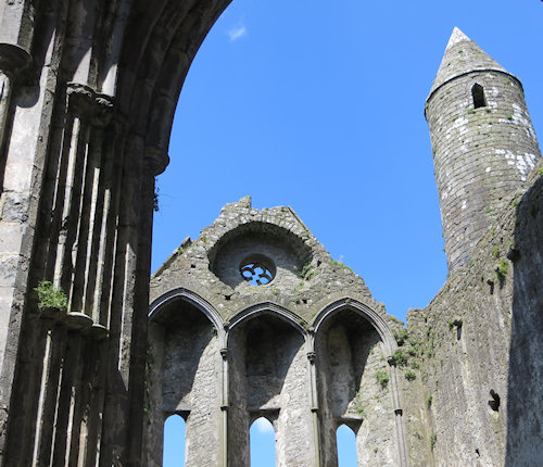 The Rock of Cashel is a spectacular site.