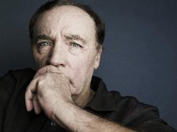 James Patterson- photo from his Amazon author page. Such a long long list of works.