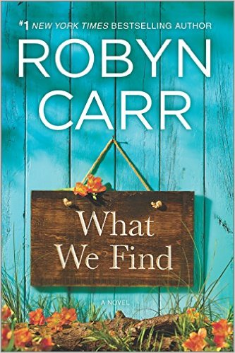 I'm such a fan of Robyn Carr - highly recommended.