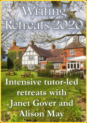Writing retreats 2020 - Intensive tutor-led retreats with Janet Gover and Alison May