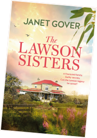 The Lawson Sisters by Janet Gover, published by HarperCollins